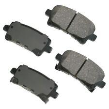 Akebono ACT1430 Rear Ceramic Brake Pads