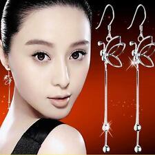 Fashion Jewelry Ear Wire Earrings Dangle Butterfly
