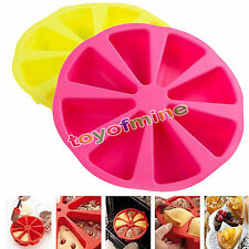 1pcs Round shape Silicone Muffin Cases Cup Cake Cupcake Liner Baking Mold Random