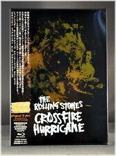 Rolling STONES Crossfire Orig. 2012 JAPAN Blu-ray + Black Tee Ltd Ed VQXD-10044