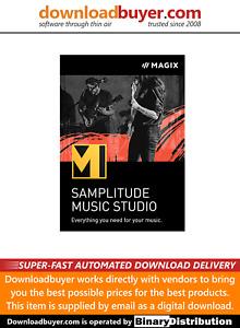 MAGIX Samplitude Music Studio 2022 - [Download]