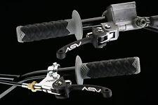 ASV C/5 Brake/Clutch Levers SET KTM 250 XC-F / XCF-W (2007-2013) C5 Shorty Black