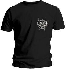 Motorhead 'Pocket Logo' (Black) T-Shirt - NEW & OFFICIAL!