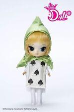 """Jun Planning Groove F-243 Little Dal Soldier Of Cards Doll 4.5"""" Nip mini Pullip"""