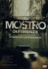IL MOSTRO DI FIRENZE A.Grimaldi / Ennio Fantastichini Marco Giallini 2009 2 DVD