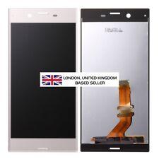 Para Sony Xperia Xz Premium G8141 G8142 auténtica plata de pantalla táctil + pantalla LCD
