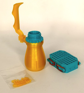 Miniaturenhalter / Figurenhalter / Paintholder zum Bemalen von Miniaturen (PETG)