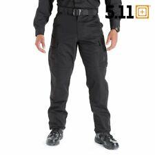 5.11 PANTALON TDU TWILL 4XL REGULAR NOIR TACTICAL XXXXL SECURITE POLICE PR