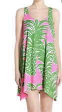 Lilly Pulitzer Monterey Dress Pink Pout Flamenco S Vibrant Tank Dress Pineapple