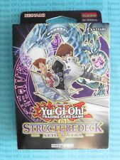 Yu-Gi-Oh! Seto Kaiba Structure Deck English 1st Edition New Sealed Box