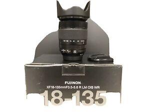 Fujifilm Fujinon XF 18-135mm F/3.5 - 5.6 LM OIS R WR Lens