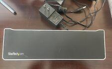 New listing StarTech Usb3Dockh2Dp Usb 3.0 Video Hdmi Dp Dock Display Link 4K
