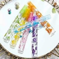 6pcs 10ml Clear Empty Glass Perfume Atomizer Spray Travel Portable Bottles P9Y9