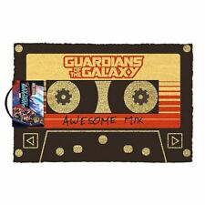 Guardians of the Galaxy Awesome Mix Tape Doormat Welcome Entrance Mat