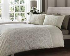 Linge de lit et ensembles beige à motif Floral modernes