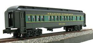 WILLIAMS #M6081: READING RDG 60' Madison Passenger Coach, C7