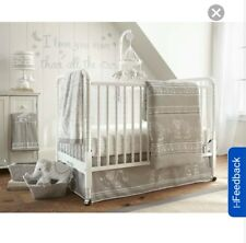 Levtex Baby Ely Gray&Pink Complete Nursery Set