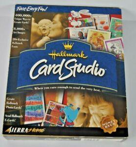 Hallmark card studio, vintage YR 2000