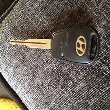 Hyundai 1 BUTTON ALARM CENTRAL LOCKING CAR KEY FOB