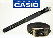 CASIO GENUINE WATCH BAND PATHFINDER 23mm BLACK STRAP PAW-1500GB-3J PAW-1500GB-3