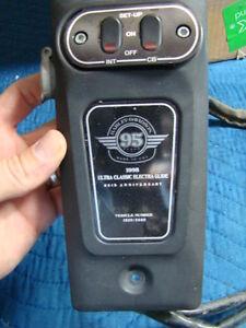 Harley 95th Anniversary FL Touring tank dash console FLHTC CB EPS14512