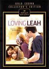 LOVING LEAH (DVD, 2009) - HALLMARK HALL OF FAME - NEW DVD