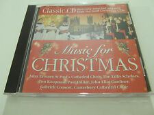 Classic FM / Music For Christmas (CD Album) Used Very Good