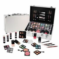Schminkkoffer Zmile Cosmetics Set Profi Qualität 51 teilig im Alukoffer NEU OVP