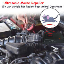 Vehicle  Electronic Pest Repeller Ultrasonic Rejector for Mouse Bug Mosquito US