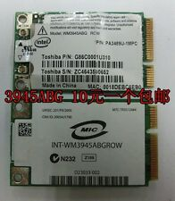 intel 3945ABG Wlan Card PCI-E 54M A/b/g