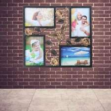 FAMILY 4 Multi Picture Aperture Photo Frame Holds 6'x 4' Photos Picture Frame UK