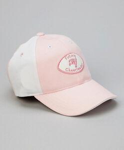 Tampa Bay Buccaneers Pink & White Adjustable Toddler Baseball Hat NWT