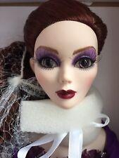 """Tonner Wilde EVANGELINE GHASTLY QUEEN OF THE PURPLE MOON 18.5"""" Doll NRFB"""