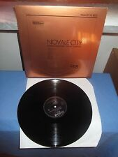 "Konrad Plaickner Sound Company ‎""Novale City"" LP SELECTED SOUND GERMANY 1986"