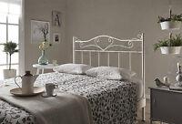 Hogar24-Cabecero de forja 210 dormitorio matrimonio o individual varias medidas