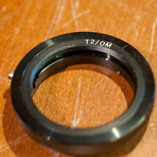 T2 adapter for Olympus OM
