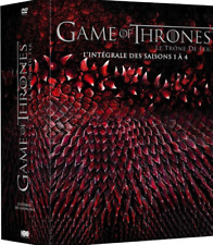 Game of Thrones  - L'intégrale des saisons 1 à 4  [ DVD ]