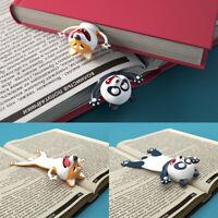 Panda Stationery Book Markers Cartoon Animal Style School Supplies Bookmarks