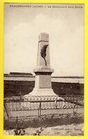 CPA Rare France 45 - MANCHECOURT (Loiret) Le MONUMENT aux MORTS Guerre 1914-1918