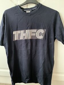 Mens Navy Tottenham T Shirt Size XL