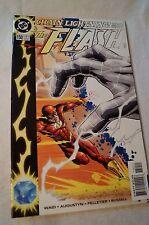 CLASSIC DC COMIC BOOK - Flash - Chain Lightning Finale - Finish Line