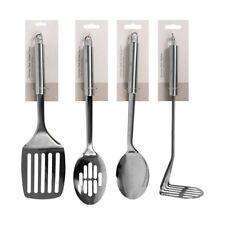 New 4 Piece Stainless Steel Kitchen Utensil Set  Cooking Tool Utensils