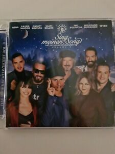 CD Sing meinen Song Vol. 3 Das Weihnachtskonzert