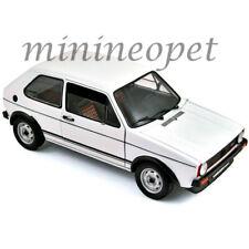 NOREV 188484 1977 VW  VOLKSWAGEN GOLF GTI 1/18 DIECAST MODEL CAR WHITE