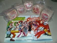 VINTAGE Lot 5-Package/of100 Unopened Cards+Empty Album El Chavo/ 70s LOT 8 OF 10