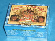 Brewery Collectibles: COORS Trading Cards - 100 Cards History,Advertising,Art,