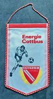 *RAR* Orig. Wimpel BSG Energie Cottbus Bundesliga DDR Oberliga FCE DFV Lausitz