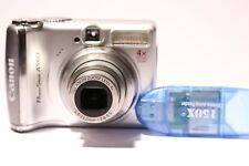 Canon PowerShot A560 7.1MP Cámara Digital-Plata