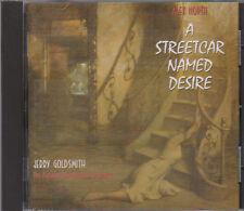 A Streetcar Named Desire - Alex North - New Recording - 1995 Varese Sarabande CD