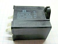 MATSUSHITA MOTOR  CAPACITOR 230VAC 10UF 10000AFC PROTECTED Tested